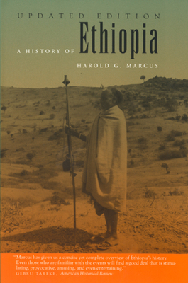 A History of Ethiopia - Marcus, Harold G