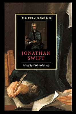 The Cambridge Companion to Jonathan Swift - Fox, Christopher, Mbc (Editor)