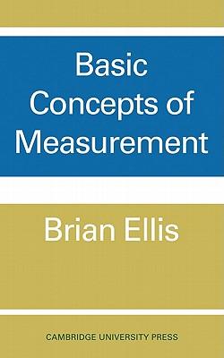 Basic Concepts of Measurement - Ellis, Brian D