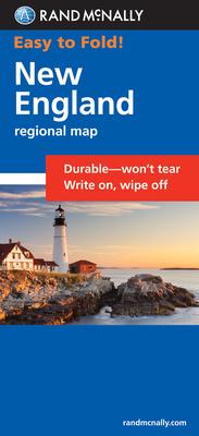 New England - Rand McNally