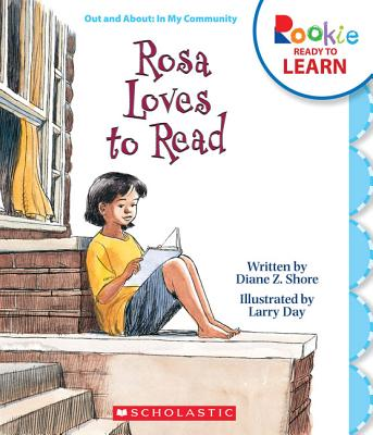 Rosa Loves to Read - Shore, Diane Zuhone