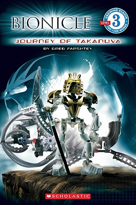 Journey of Takanuva - Farshtey, Greg