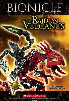 Raid on Vulcanus - Farshtey, Greg