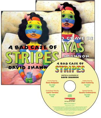 A Bad Case of Stripes - Belgasmi, Emna (Read by), and Termini, Laura (Read by), and Casserly, Jane (Read by), and Colmenares, Sandra (Read by)