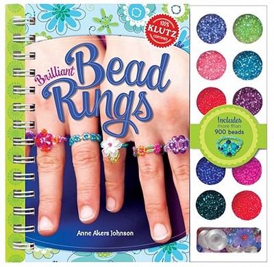 Brilliant Bead Rings - Johnson, Anne Akers