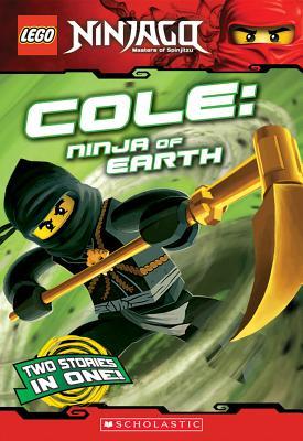 Lego Ninjago: Cole: Ninja of Earth - Farshtey, Greg