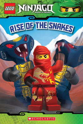 Rise of the Snakes - West, Tracey (Adapted by)