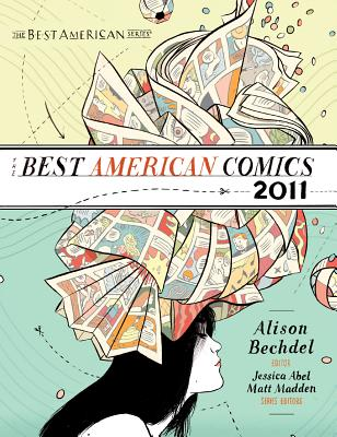 The Best American Comics - Bechdel, Alison (Editor)