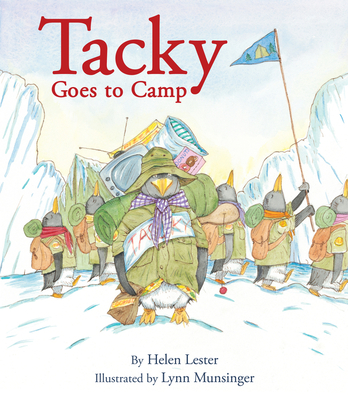 Tacky Goes to Camp - Lester, Helen