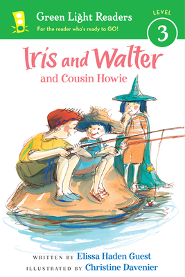 Iris and Walter and Cousin Howie - Guest, Elissa Haden