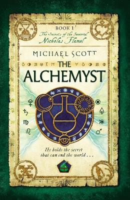 The Alchemyst: Book 1 - Scott, Michael