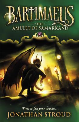 The Amulet of Samarkand - Stroud, Jonathan