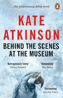 Behind the Scenes at the Museum - Atkinson, Kate