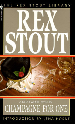 Champagne for One - Stout, Rex
