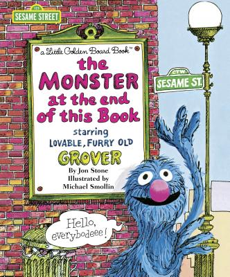 The Monster at the End of This Book - Stone, Jon, Dr.