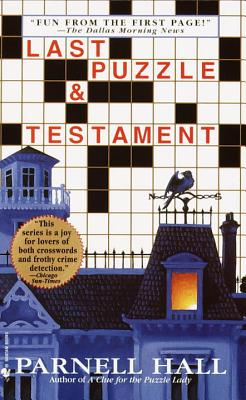 Last Puzzle & Testament - Hall, Parnell