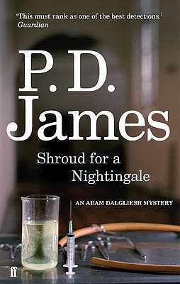 Shroud for a Nightingale - James, P. D.