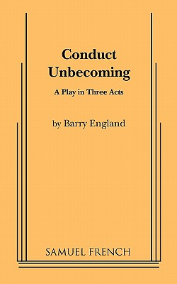 Conduct Unbecoming - England, Barry