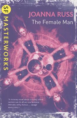 The Female Man - Russ, Joanna