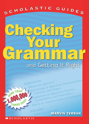 Checking Your Grammar - Terban, Marvin