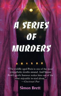 A Series of Murders - Brett, Simon