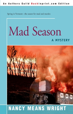 Mad Season: A Mystery - Wright, Nancy Means