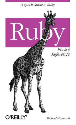 Ruby Pocket Reference - Fitzgerald, Michael, Professor