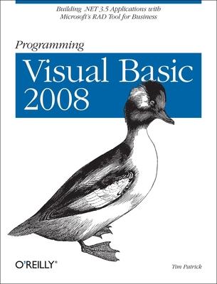 Programming Visual Basic 2008 - Patrick, Tim