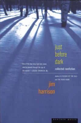 Just Before Dark - Harrison, Jim
