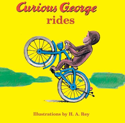 Curious George Rides - Rey, H A