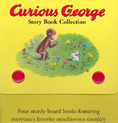 Curious George Story Book Collection Boxed Set -