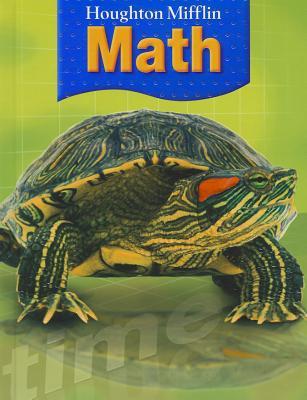 Houghton Mifflin Math - Greenes, Carole, and Larson, Matt, and Leiva, Miriam A