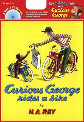 Curious George Rides a Bike - Rey, H A