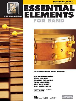 Essential Elements 2000 - Book 1: Percussion/Keyboard Percussion - Various, and Hal Leonard Publishing Corporation (Creator)
