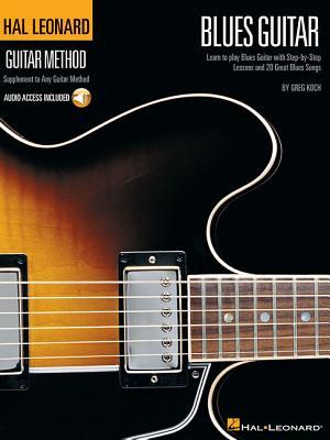 Hal Leonard Guitar Method - Blues Guitar - Koch, Greg (Composer)