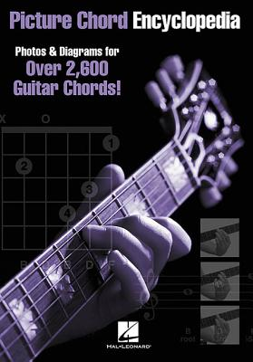 Picture Chord Encyclopedia: 6 Inch. X 9 Inch. Edition - Hal Leonard Publishing Corporation (Creator)