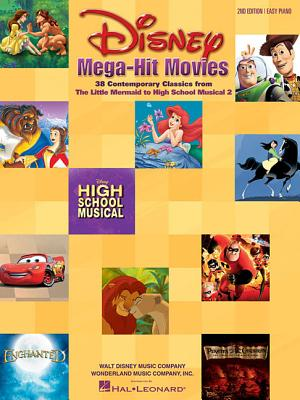 Disney Mega-Hit Movies - Hal Leonard Publishing Corporation (Creator)