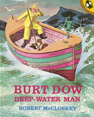 Burt Dow, Deep-Water Man - McCloskey, Robert