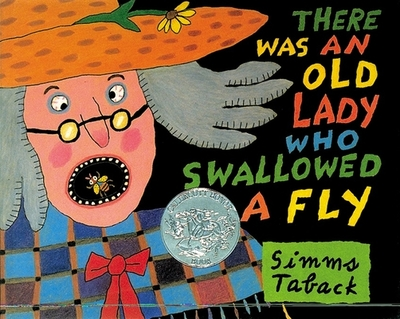 There Was an Old Lady Who Swallowed a Fly - Taback, Simms