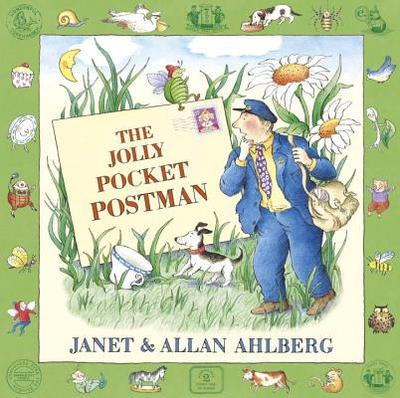 The Jolly Pocket Postman - Ahlberg, Allan