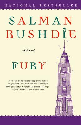 Fury - Rushdie, Salman