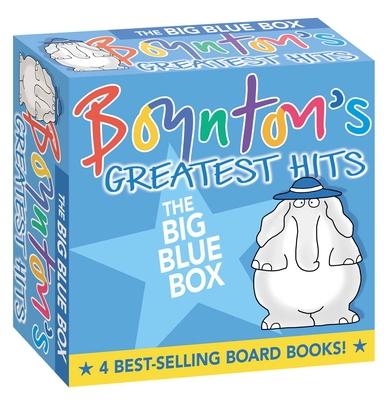 Boynton's Greatest Hits: Volume 1/Blue Hat, Green Hat; A to Z; Moo, Baa, La La La!; Doggies - Boynton, Sandra (Illustrator)