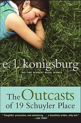 The Outcasts of 19 Schuyler Place - Konigsburg, E L