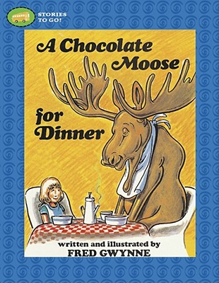 A Chocolate Moose for Dinner -