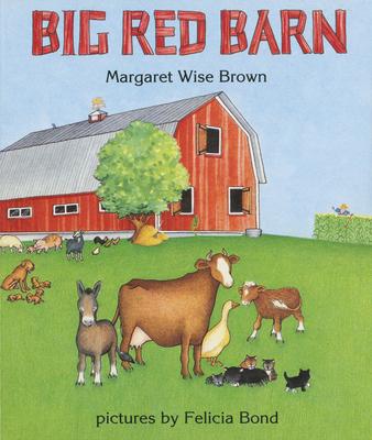 Big Red Barn Board Book - Brown, Margaret Wise