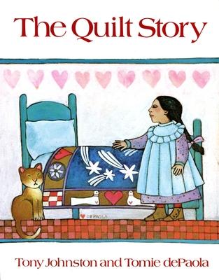 The Quilt Story - Johnston, Tony