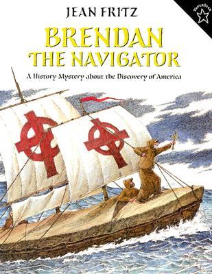 Brendan the Navigator - Fritz, Jean