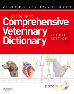 Saunders Comprehensive Veterinary Dictionary. - Blood, D C