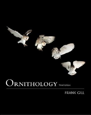 Ornithology - Gill, Frank B