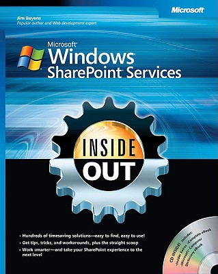 Microsoft Windows Sharepoint Services Inside Out - Buyens, Jim